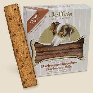 Jeffos Barbecue-Rippchen 250g