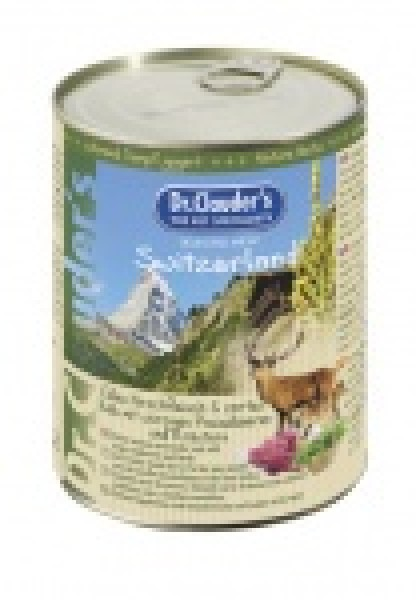 Dr. Clauder´s Selected Meat - Nature Herbs - Switzerland 820g
