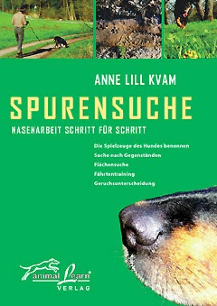 Spurensuche - Anne Lill Kvam