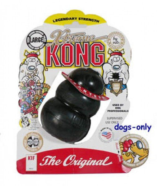 Kong Gr. L, schwarz