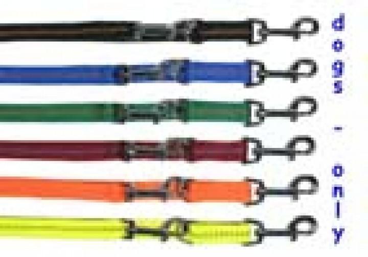 Führleine verstellbar 200 cm, 15 mm