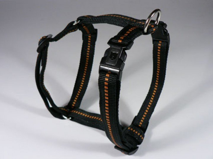 KOCH Hundegeschirr - schwarz