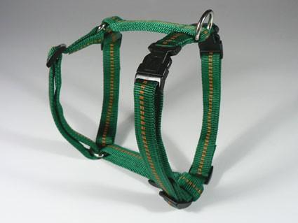 KOCH Hundegeschirr - grün