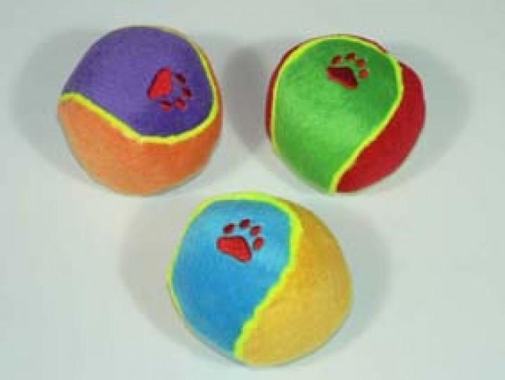 Softball mit Quietscher - klein