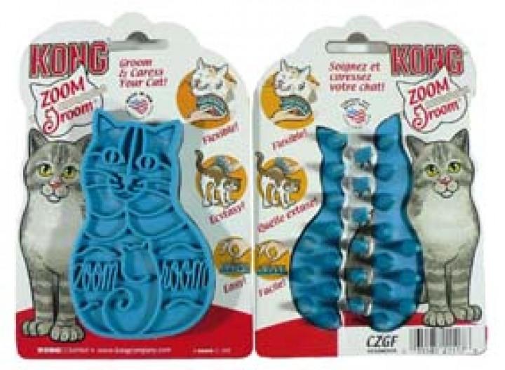 Kong Massagebürste Zoom Groom Cat