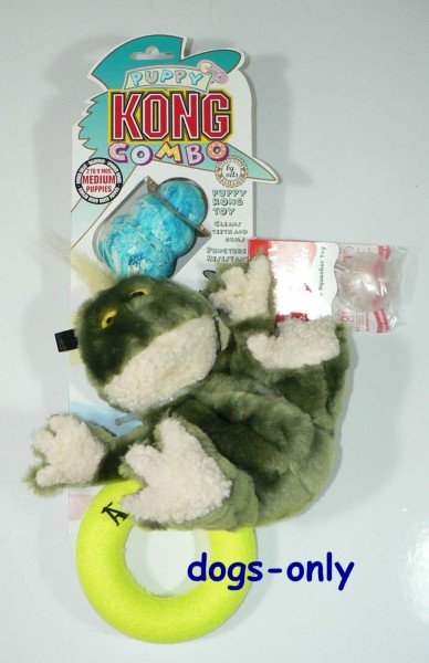 Puppy Kong Combo - speziell für Welpen - Gr. M