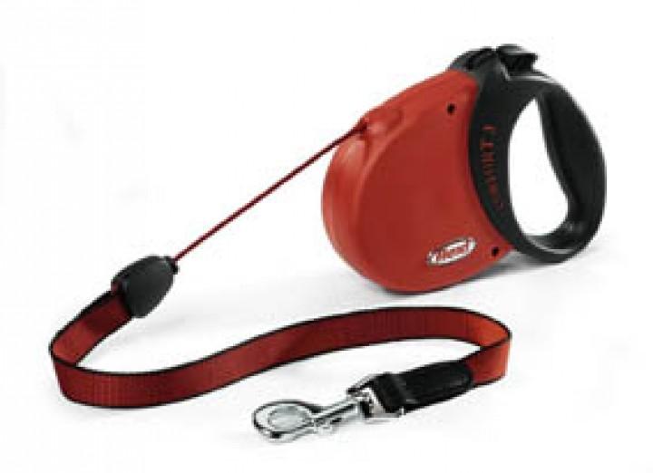 Flexi Comfort 1 - 5 m Seil-Leine bis 12 kg