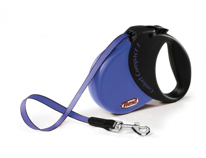 Flexi Comfort Compact 1 - 5 m Gurtleine bis 20 kg
