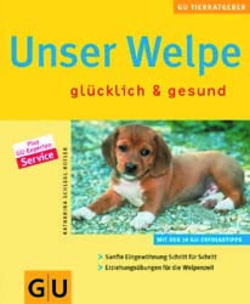Unser Welpe - Katharina Schlegl-Kofler