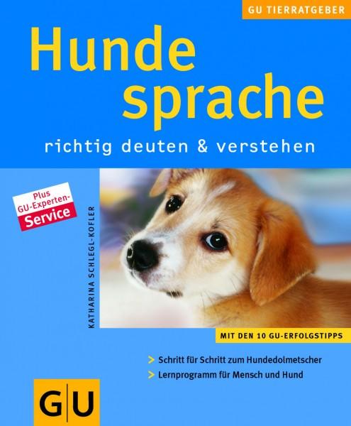 Hundesprache - Katharina Schlegl-Kofler