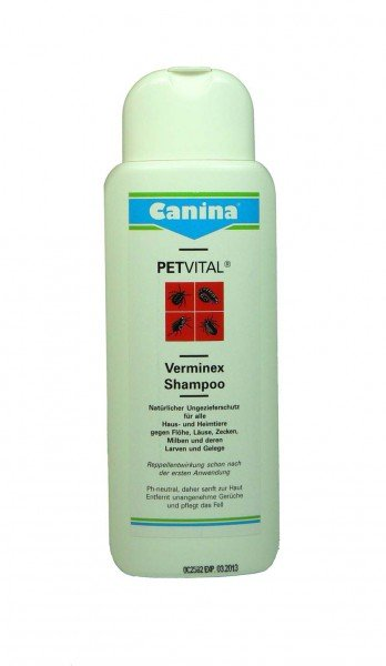 PETVITAL Verminex Shampoo 250 ml