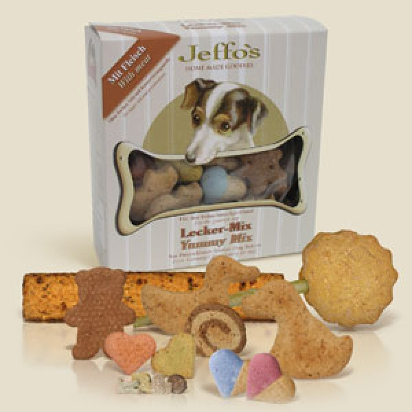 Jeffos Lecker-Mix 250g