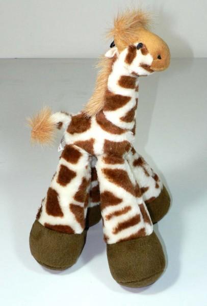 Giraffe mit langen Beinen