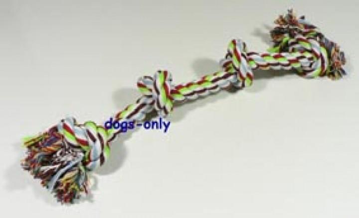 Knotentau mit 4 Knoten