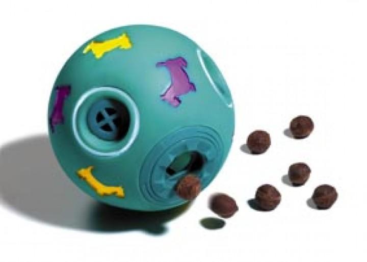 Futterball mit Sound