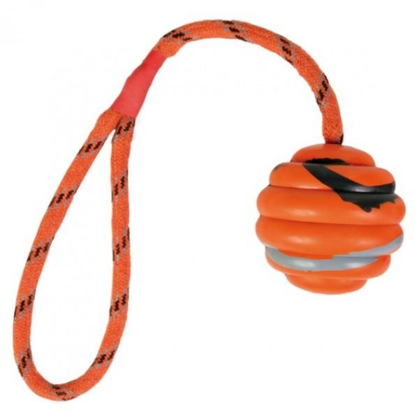 Wellenball am Seil
